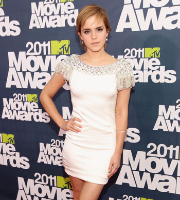 emma watson 2011 mtv movie awards after party. Emma Watson